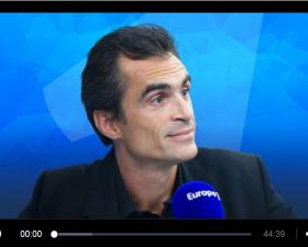 Bibia Pavard était l'invitée de Raphaël Enthoven dans l'émission « Qui vive » ?