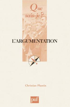L'argumentation. Histoire, théories et perspectives