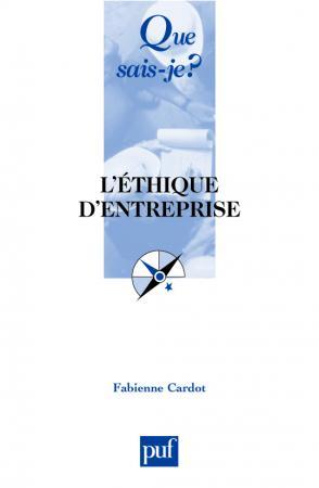 L'éthique d'entreprise