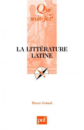 La littérature latine