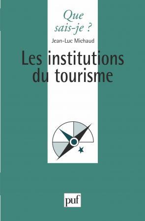 Les institutions du tourisme