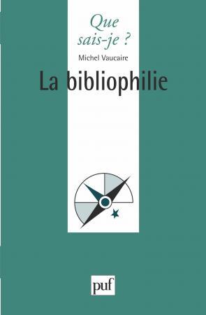 La Bbbliophilie
