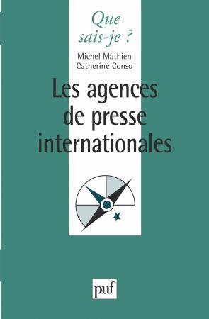 Les agences de presse internationales