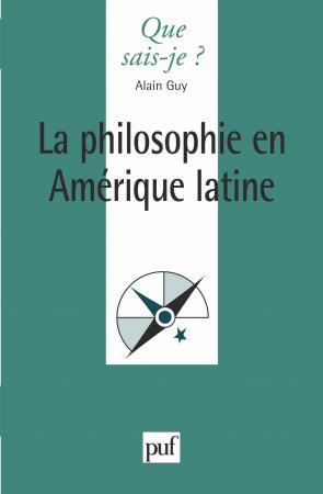 La philosophie en Amérique latine