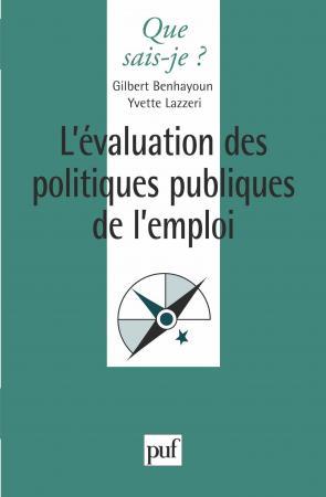 L'évaluation des politiques publiques de l'emploi