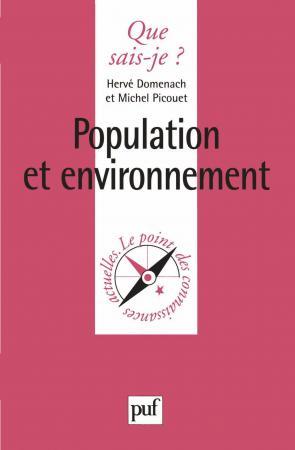 Population et environnement