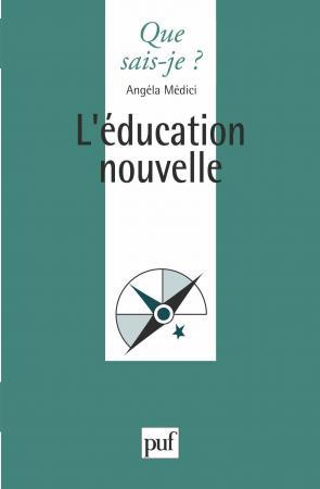 L'éducation nouvelle