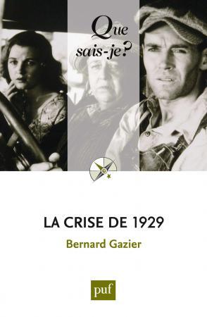 La crise de 1929