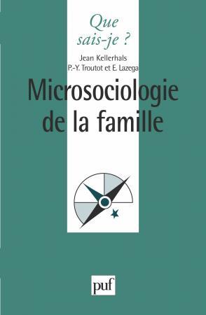Microsociologie de la famille