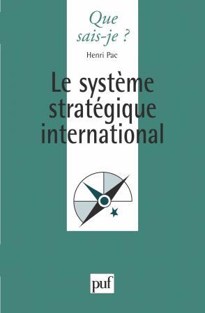 Le système stratégique international