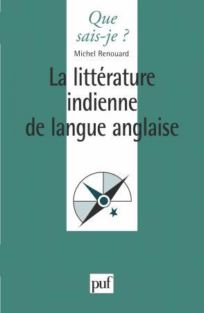 La littérature indienne de langue anglaise