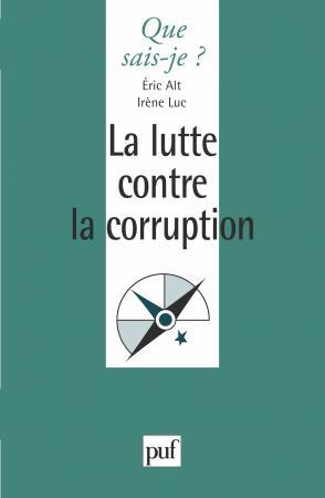 La lutte contre la corruption