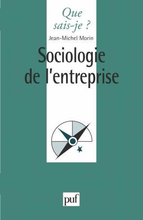 Sociologie de l'entreprise