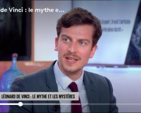 Léonard de Vinci : le mythe et les mystères - France 5