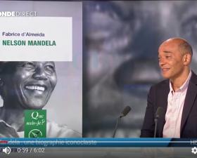 Nelson Mandela vu par Fabrice d'Almeida - TV5 Monde